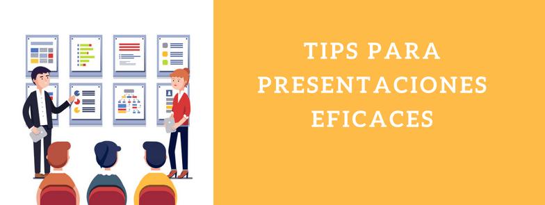 como hacer presentaciones eficaces