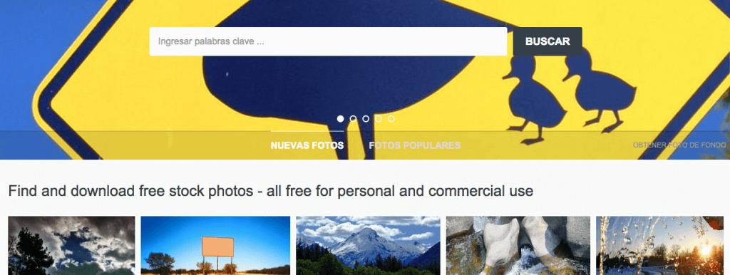 imágenes de - banco de imagenes gratis
