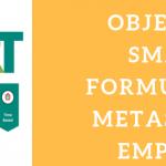 Objetivos SMART: formula las metas de tu empresa + videos con ejemplos
