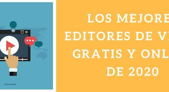 editor de video gratis y online