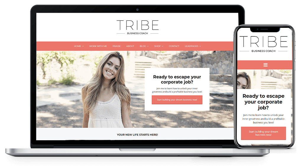 crea tu pagina web
